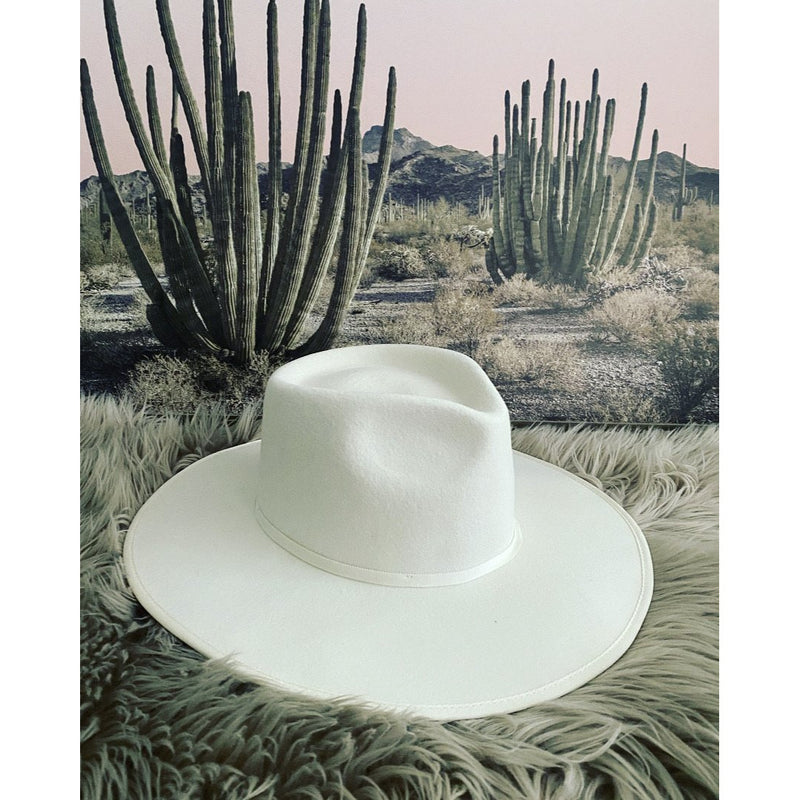 Wedding Crasher Hat (white)