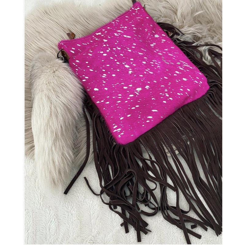 Pink Lady Bandit Ways Purse