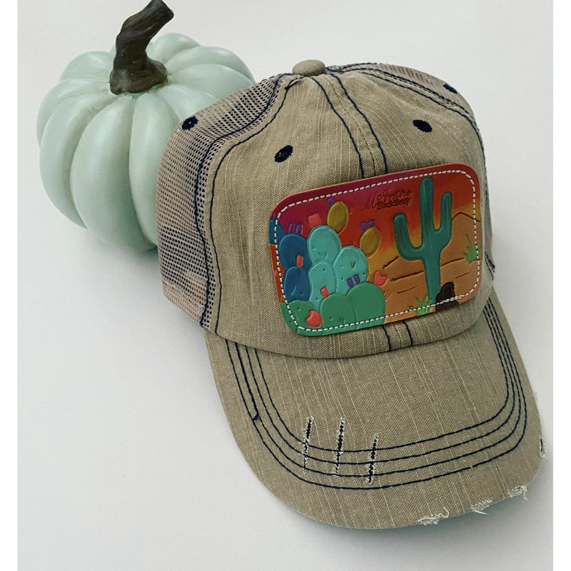 Desert Cactus Patch Hat