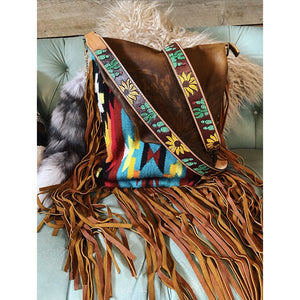The Wild River Saddle Blanket Purse