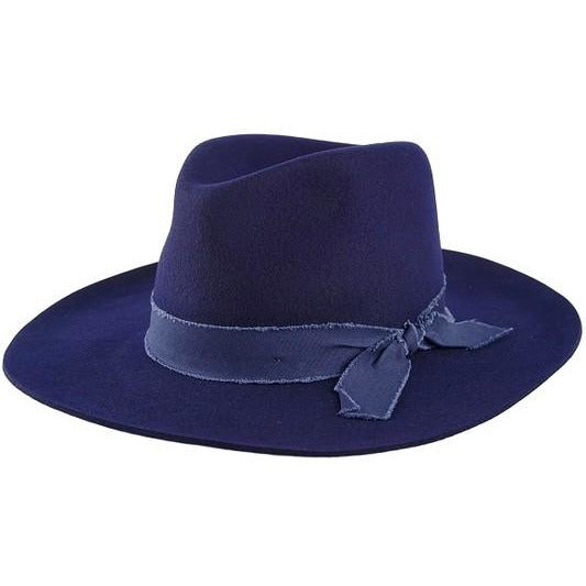 Western Way Hat (navy)