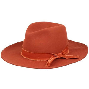 Western Way Hat (Rust)