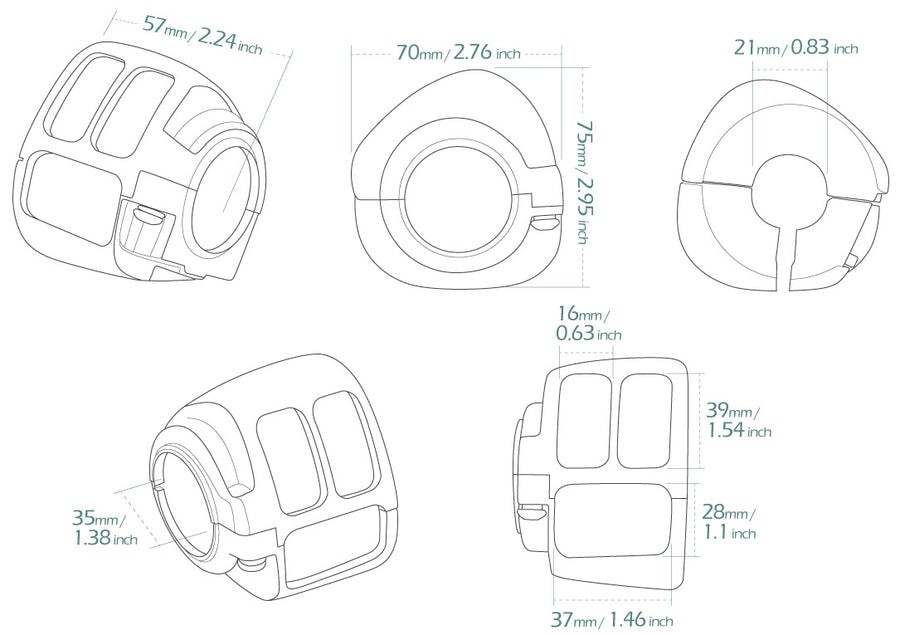 Harley Switch Housing Diagram
