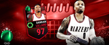 New 97 Overall Damian Lillard Released in NBA Live Mobile