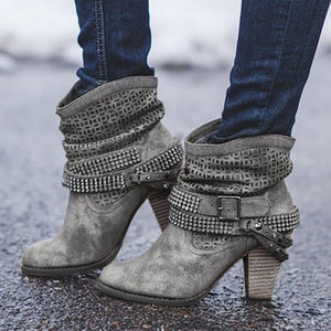 Angela Ankle Booties