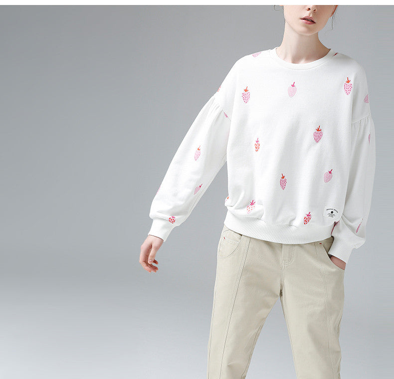 Strawberry Shortcake Sweatshirt