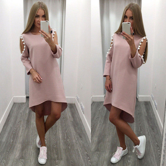 Bunny Tail Dress