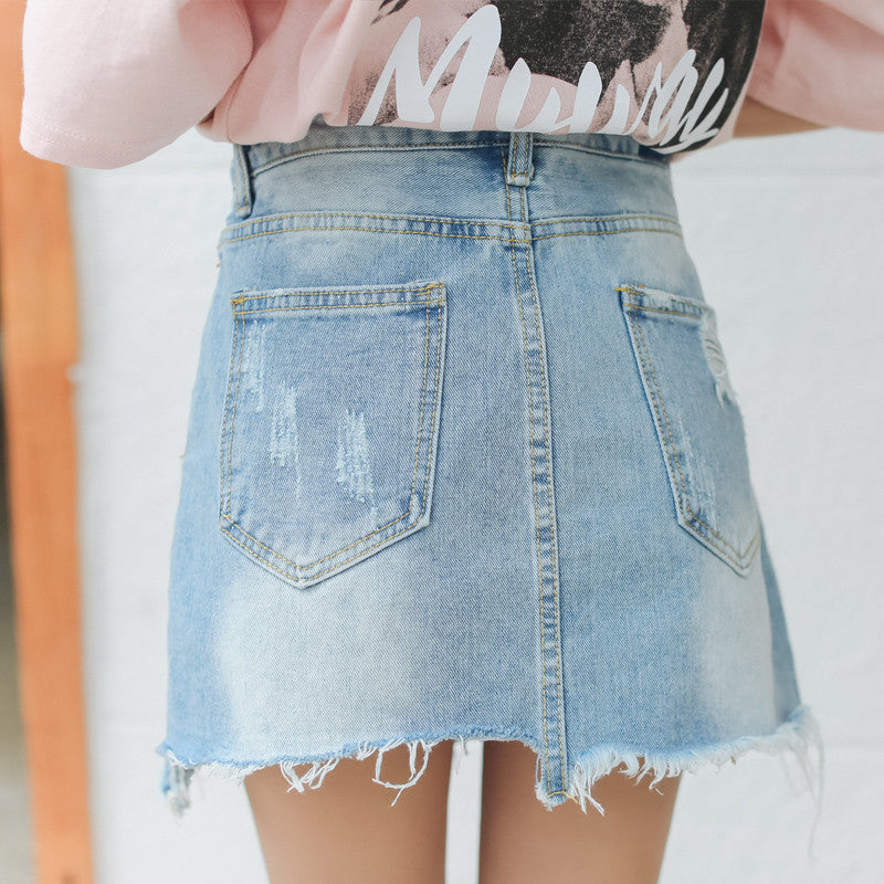 Lexi Denim Skirt