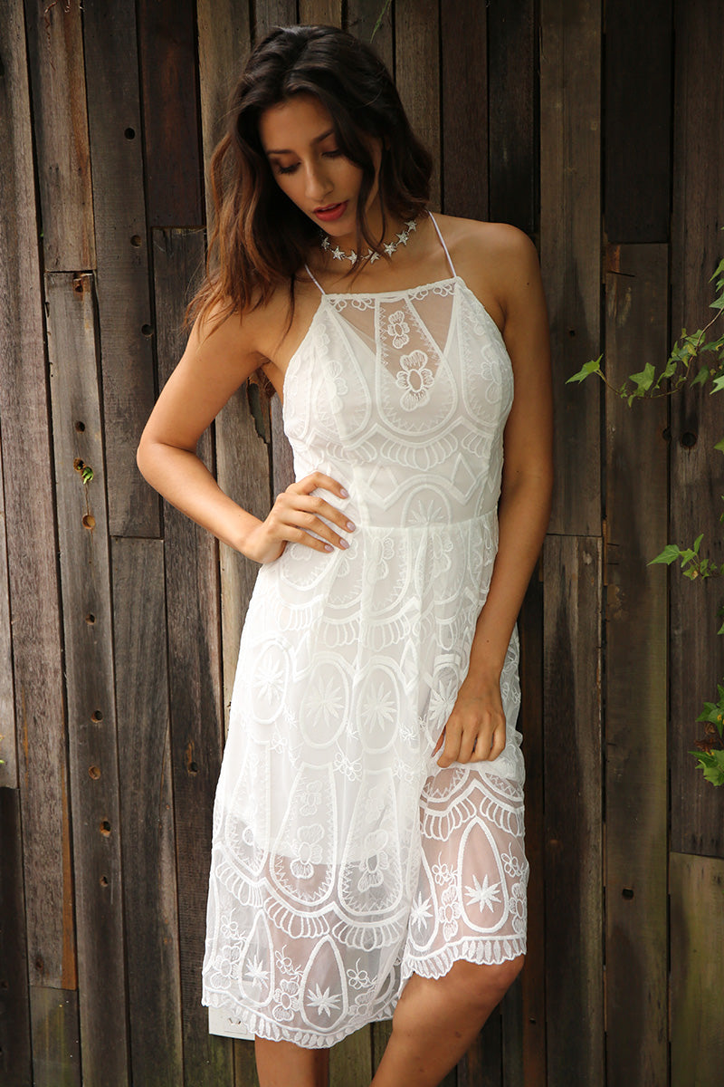 Beach Lace Dress