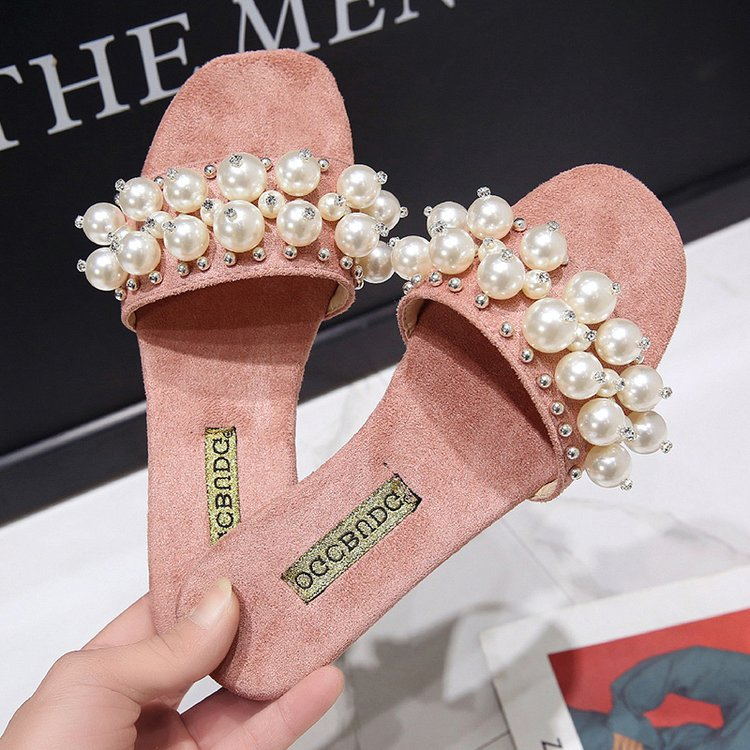 Amie Pearl Sandals