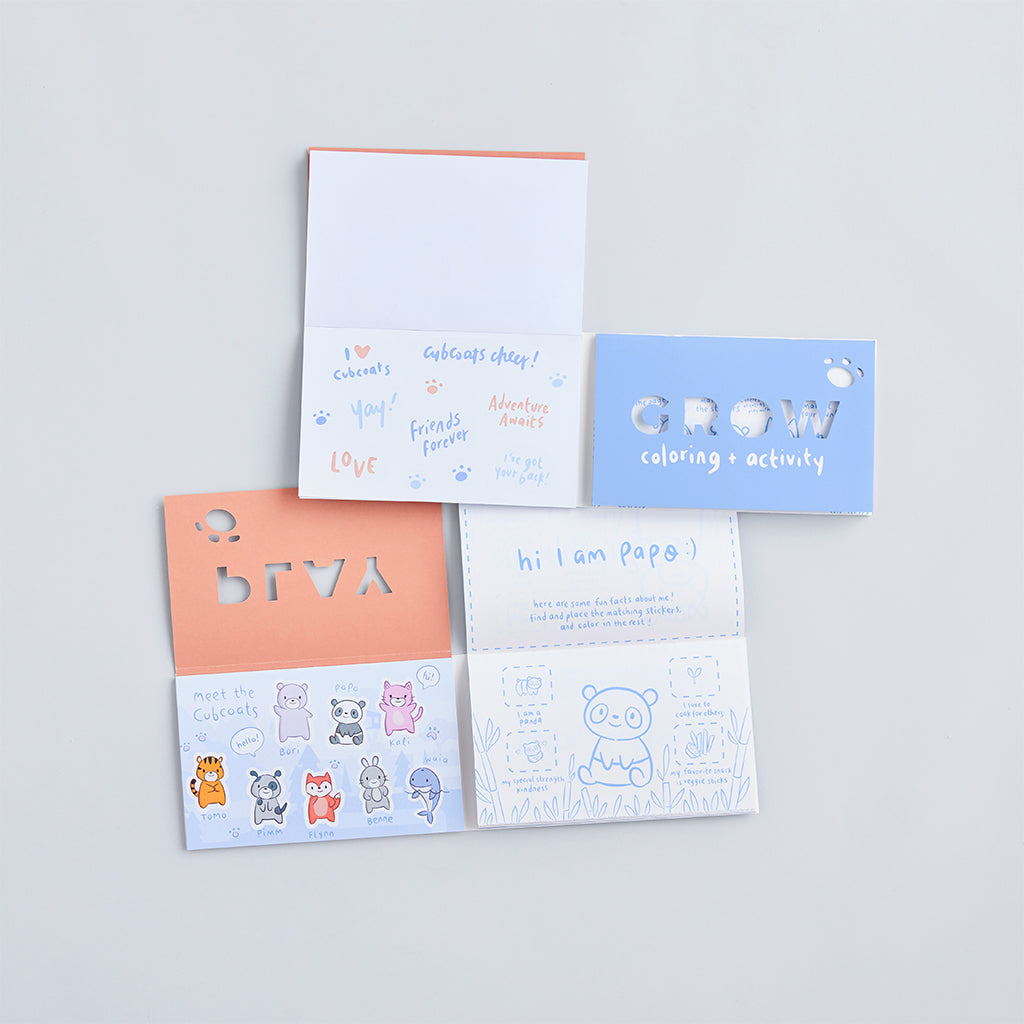Sticker & Activity Book