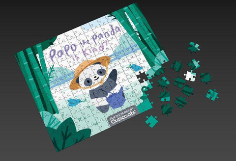 Puzzle and Board Book
