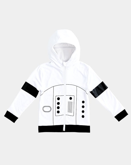 Star Wars Stormtrooper Zip-Up Hoodie