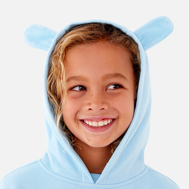 Benne the Bunny Pullover Hoodie