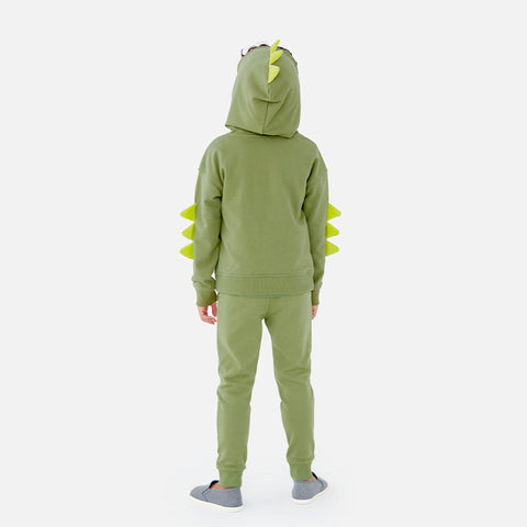Dayo the Dinosaur Pullover Hoodie