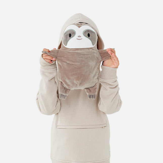 Sao the Sloth Pullover Hoodie