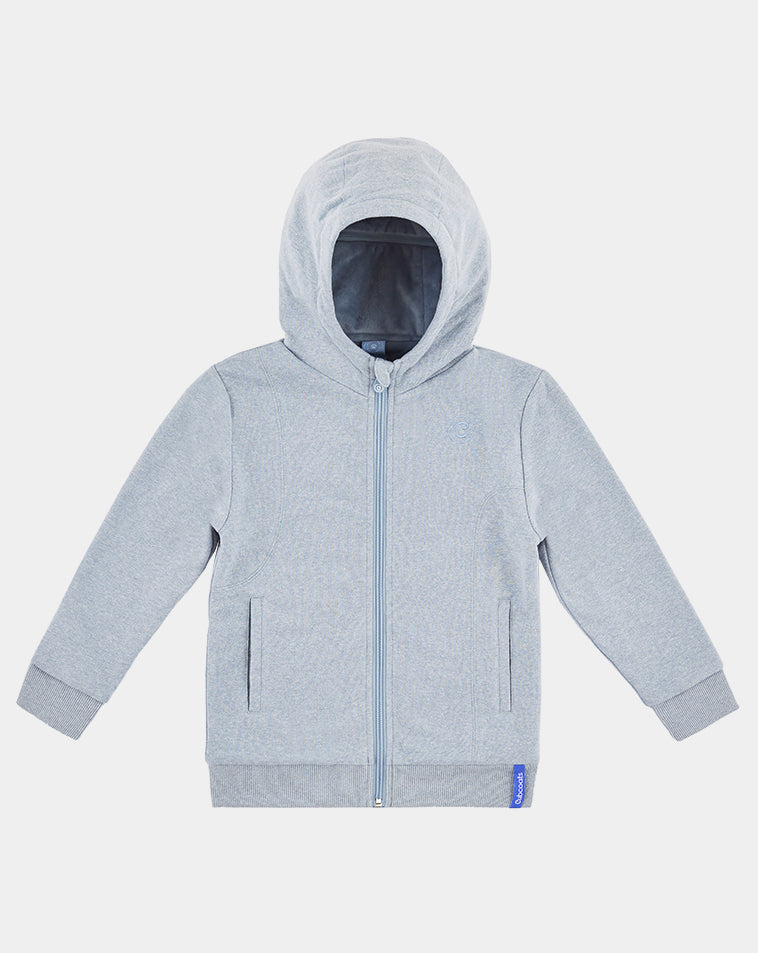 Sao the Sloth Zip-Up Hoodie
