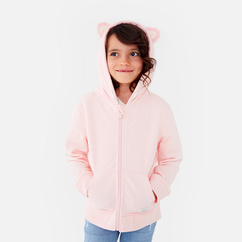 Kali the Kitty Zip-Up Hoodie