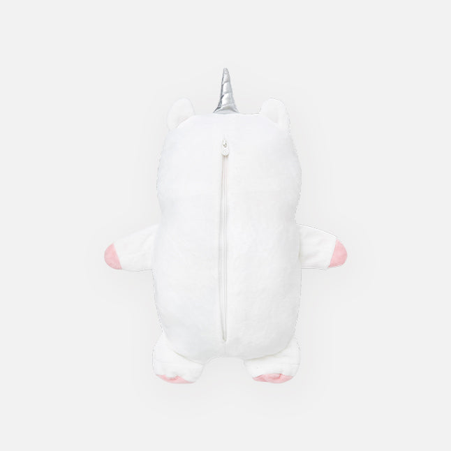 Uki the Unicorn Zip-Up Hoodie