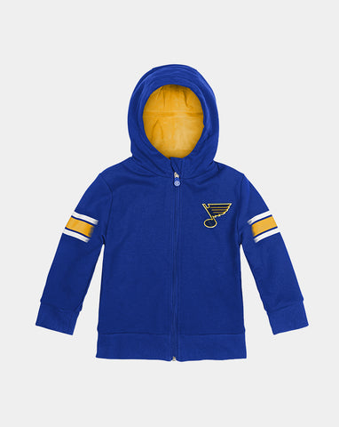 St. Louis Blues Zip-Up Hoodie