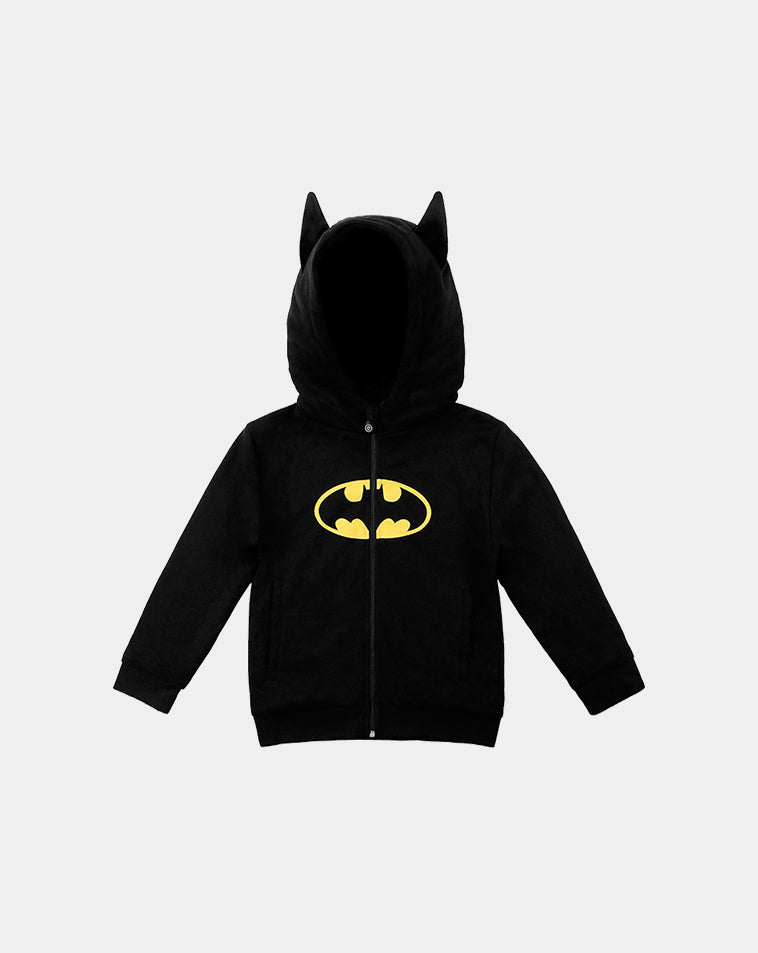 Batman Zip-Up Hoodie