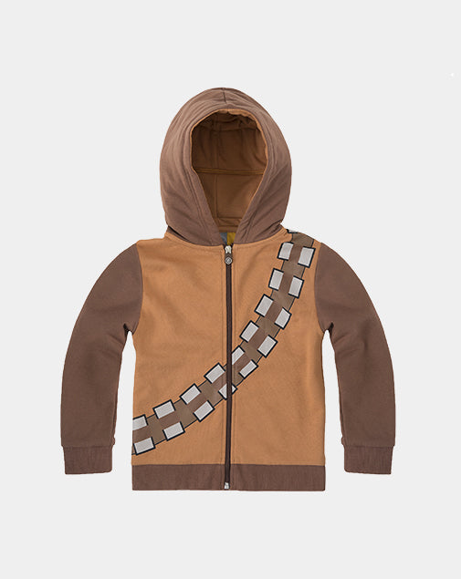 Star Wars Chewbacca Zip-Up Hoodie