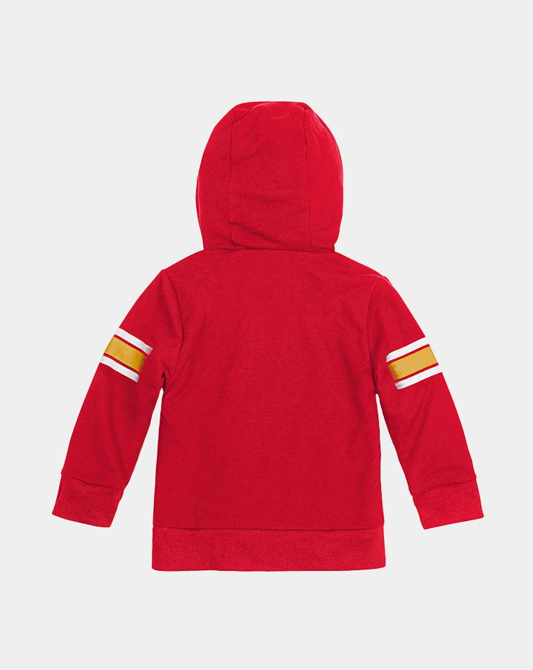 Kansas City Chiefs Zip-Up Hoodie
