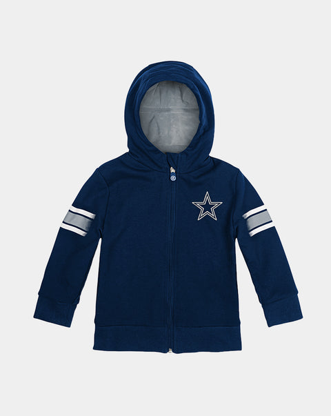 Dallas Cowboys Zip-Up Hoodie