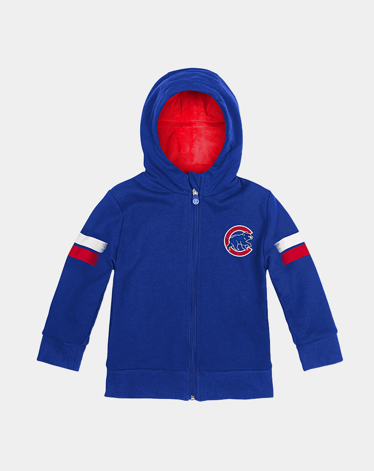 Chicago Cubs Zip-Up Hoodie