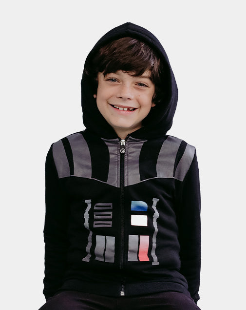 Star Wars Darth Vader Zip-Up Hoodie