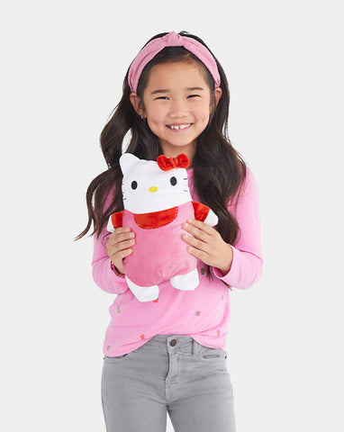Hello Kitty Zip-Up Hoodie