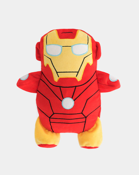 Marvel's Iron Man Zip-Up Hoodie