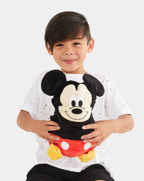 Mickey Mouse Zip-Up Hoodie