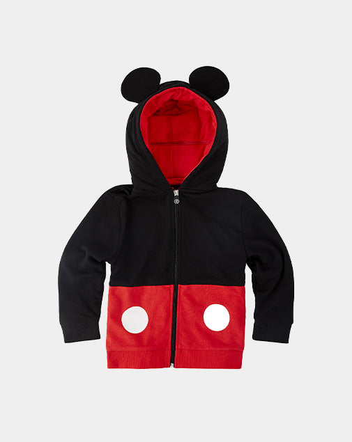 Disney Mickey Mouse Zip-Up Hoodie