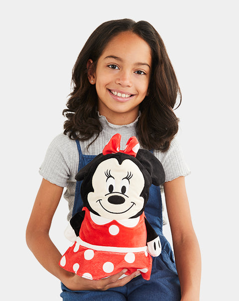 Minnie Mouse Zip-Up Hoodie