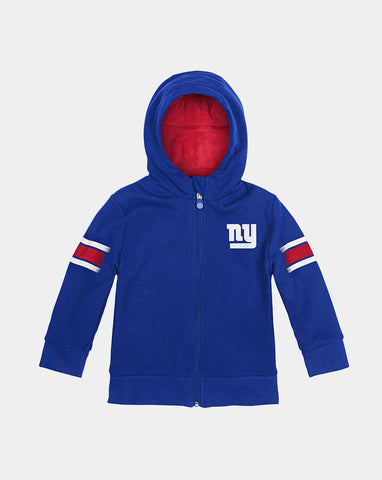New York Giants Zip-Up Hoodie