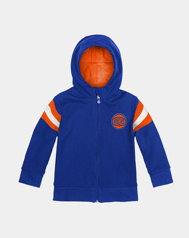 New York Knicks Zip-Up Hoodie