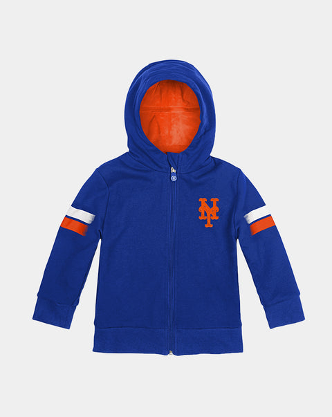 New York Mets Zip-Up Hoodie