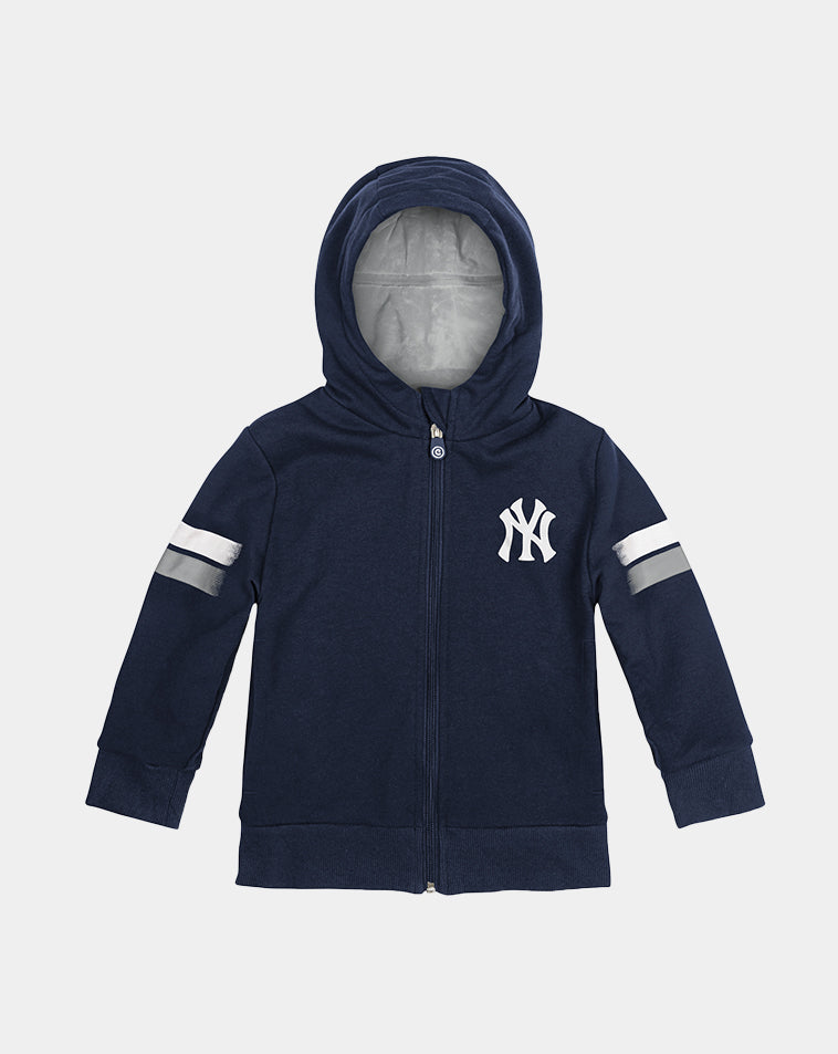 New York Yankees Zip-Up Hoodie