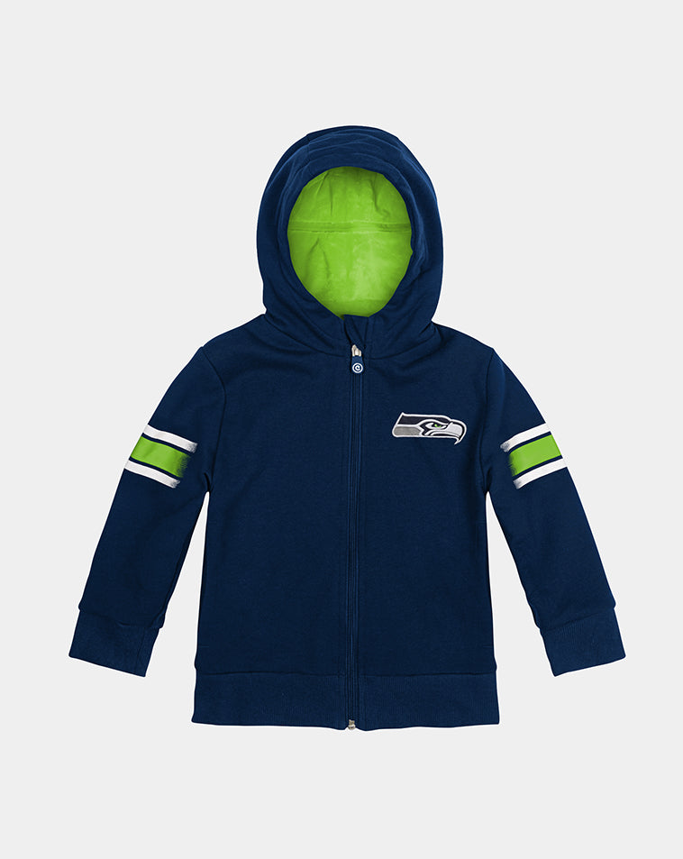 Seattle Seahawks Zip-Up Hoodie