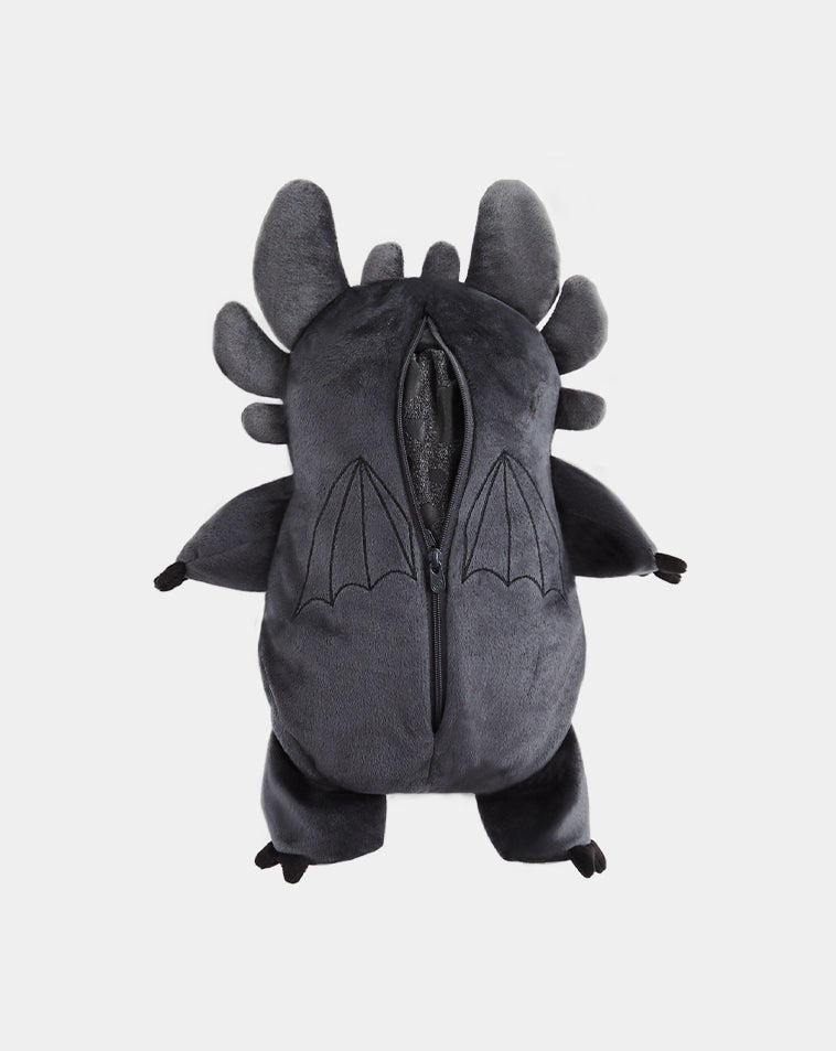 Toothless Zip-Up Hoodie