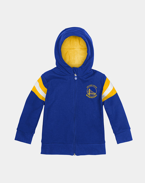 Golden State Warriors Zip-Up Hoodie