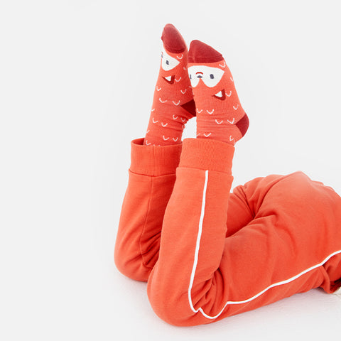 Flynn the Fox Socks (3-Pack)