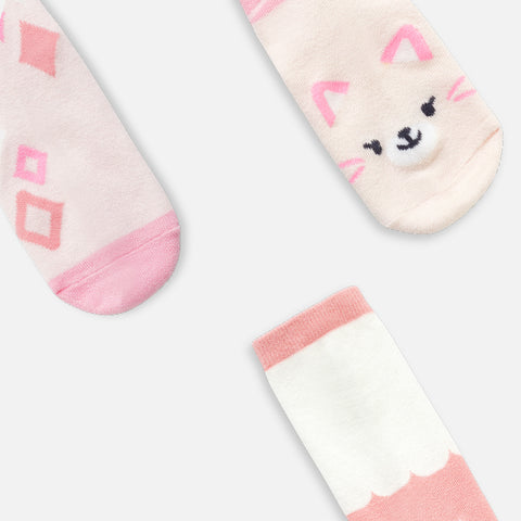 Kali the Kitty Socks (3-Pack)