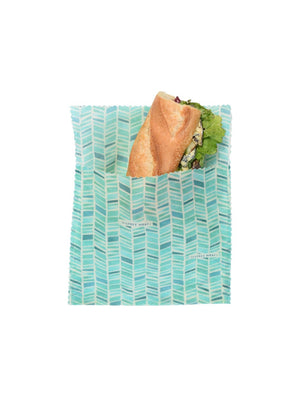Pelagos - Large Sandwich Bag (Organic Cotton)