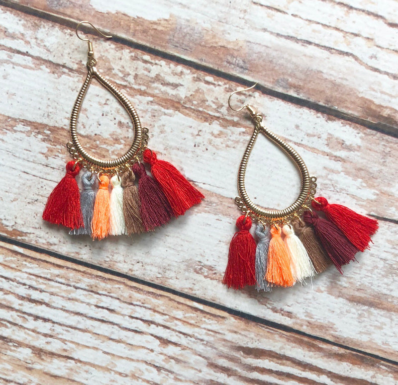 Fall Festival Earrings