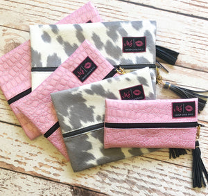Makeup Junkie Blush Bag