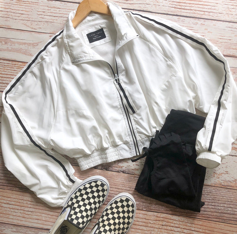 Have It Your Way Jacket In White