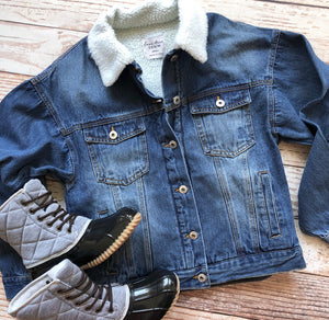 Mountain View Denim Jacket