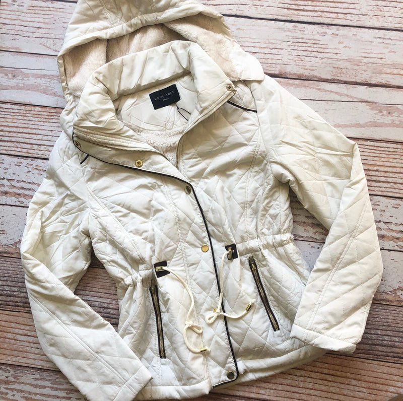 Kaitlyn Hooded Jacket